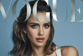 Zdroj: Jessica Alba on the cover of Vogue Australia. Patrick Demarchelier/ Vogue Australia | Ilustrační foto